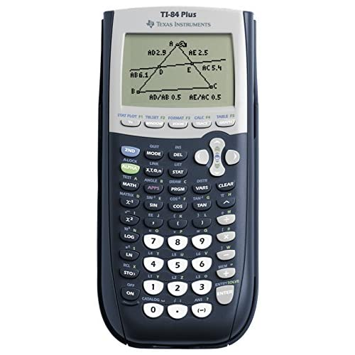 Texas Instruments Ti 84 Plus Calculator USB Link