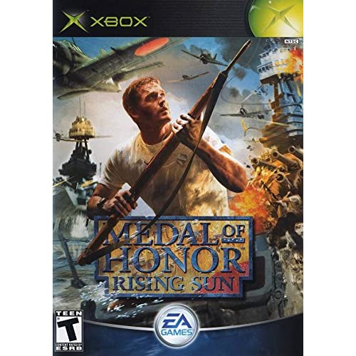 Image 0 of Medal Of Honor: Rising Sun Xbox For Xbox Original