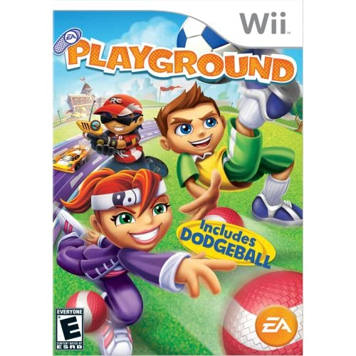 Image 0 of Playground Game For Wii And Wii U