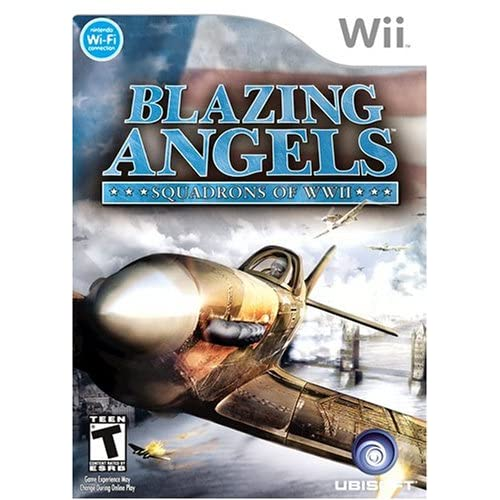 Image 0 of Blazing Angels: Squadrons Of WWII For Wii Flight
