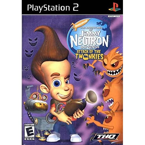Image 0 of Jimmy Neutron Attack Of The Twonkies For PlayStation 2 PS2