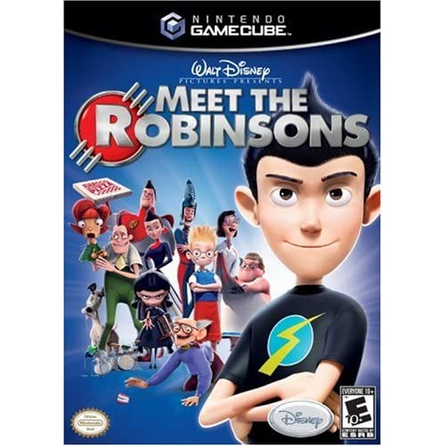 Disney's Meet The Robinsons For GameCube