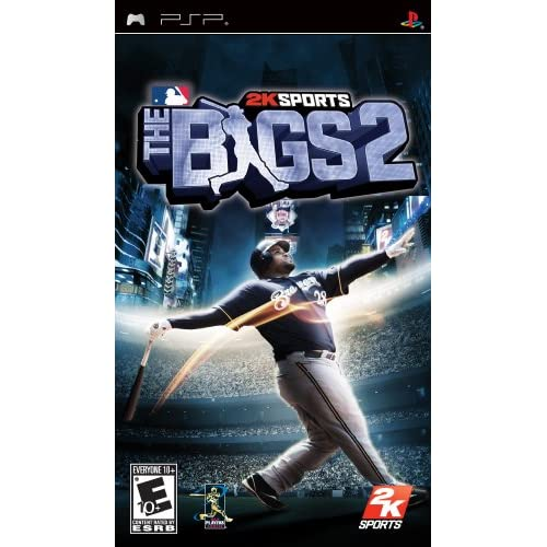 Image 0 of The Bigs 2 Sony For PSP UMD Baseball