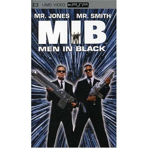Image 0 of Men In Black UMD For PSP