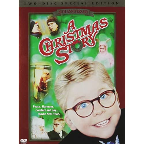 Image 0 of A Christmas Story On DVD With Peter Billingsley