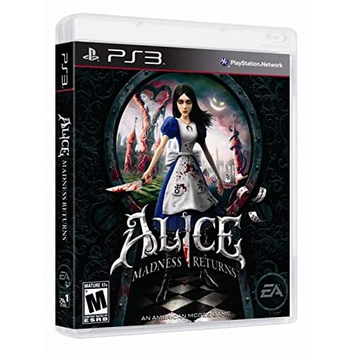 Image 0 of Alice: Madness Returns For PlayStation 3 PS3