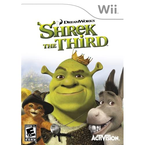 Image 0 of Shrek The Third For Wii And Wii U