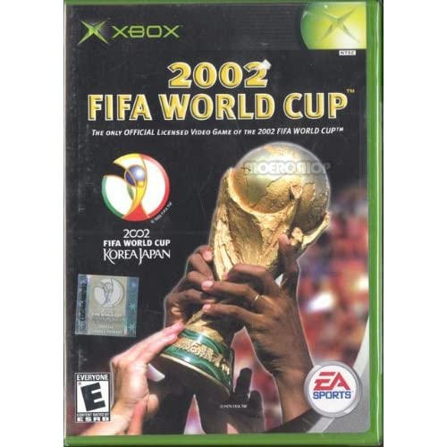 2002 FIFA World Cup Xbox For Xbox Original Soccer