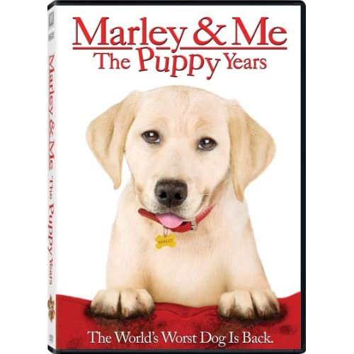 Image 1 of Marley & Me: The Puppy Years On DVD Children