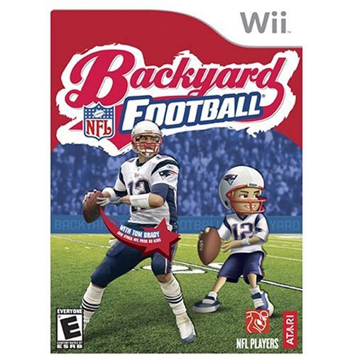 Image 0 of Backyard Football For Wii