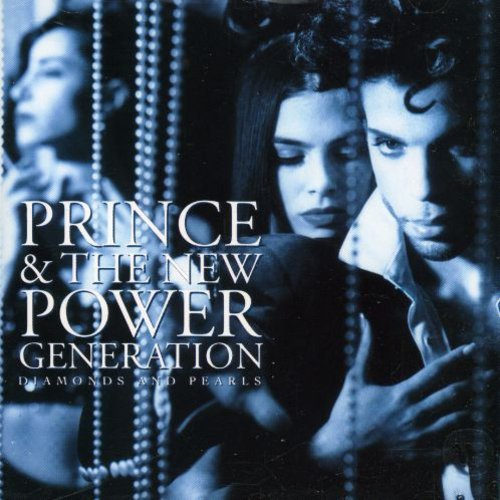 Image 0 of Diamonds And Pearls By Prince On Audio CD Album 1991