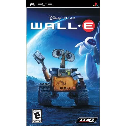 Image 0 of Wall-E Sony For PSP UMD