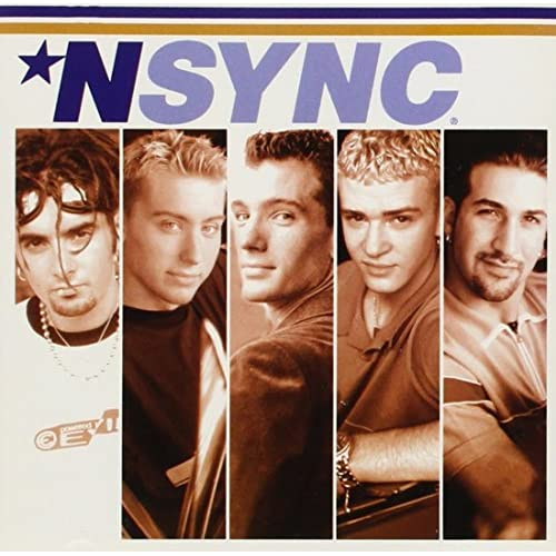 N Sync By N Sync Performer On Audio CD Album 1998
