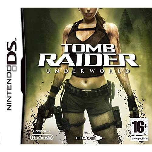 Image 0 of Tomb Raider Underworld For Nintendo DS DSi 3DS 2DS