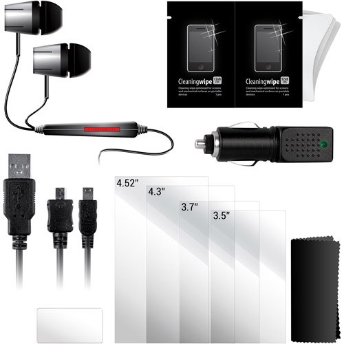 Image 0 of iSound 11IN1 Universal Mobile Bundle