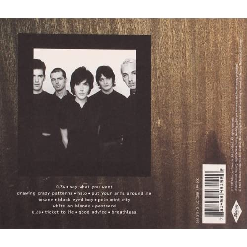 Image 2 of White On Blonde By Texas On Audio CD Album 2001