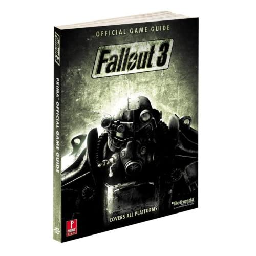 Fallout 3: Prima Official Game Guide Covers All Platforms Strategy