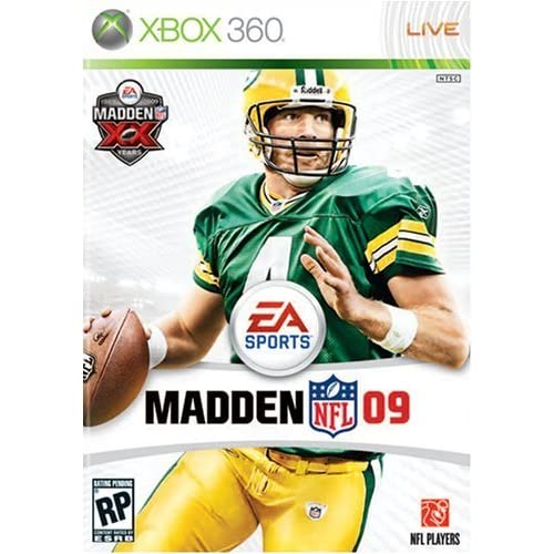 Madden NFL 09 For Xbox 360 Football