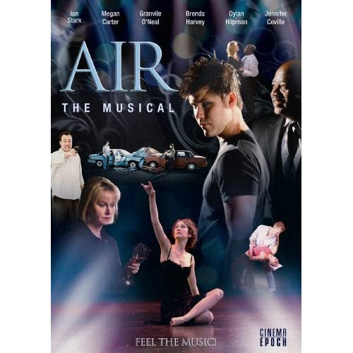 Image 0 of Air: The Musical On DVD With Ian Stark