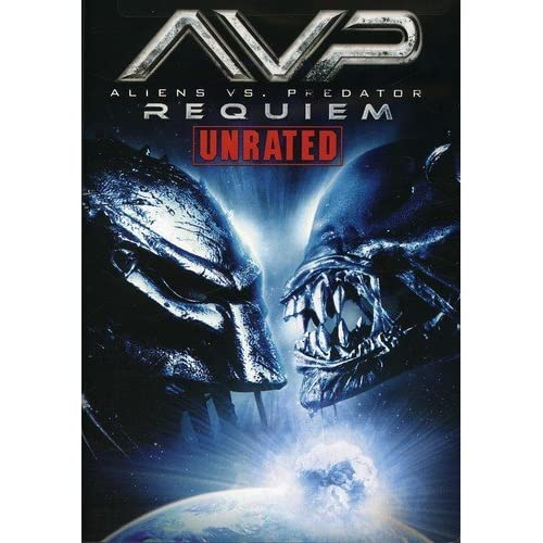 Image 0 of Avp: Aliens Vs Predator: Requiem Unrated Edition On DVD With Steven Pasquale