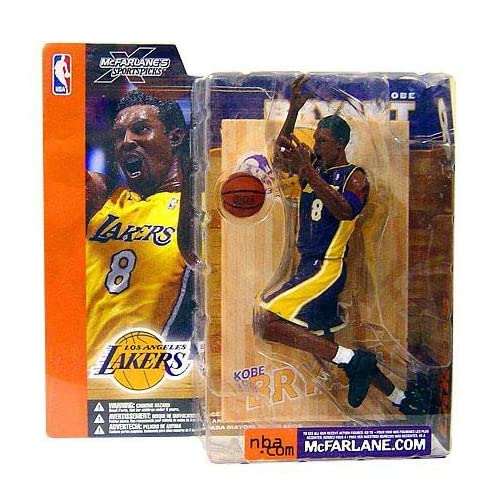 Image 0 of Mcfarlane Toys NBA Sports Picks Series 1 Action Figure Kobe Bryant Los Angeles L