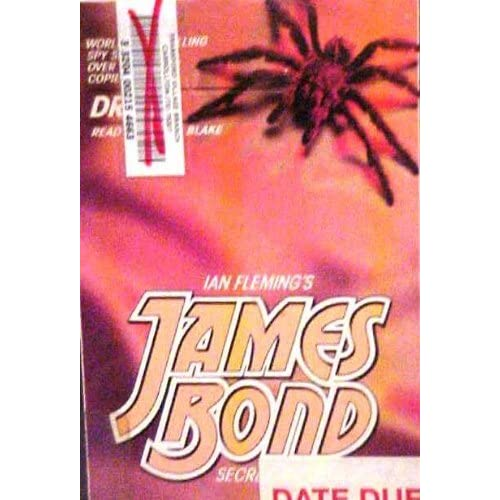 Image 0 of Dr No By Ian Fleming Robert Blake Reader On Audio Cassette