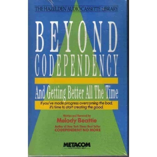 Image 0 of Beyond Codependency: And Getting Better All The Time By Melody Beattie On Audio