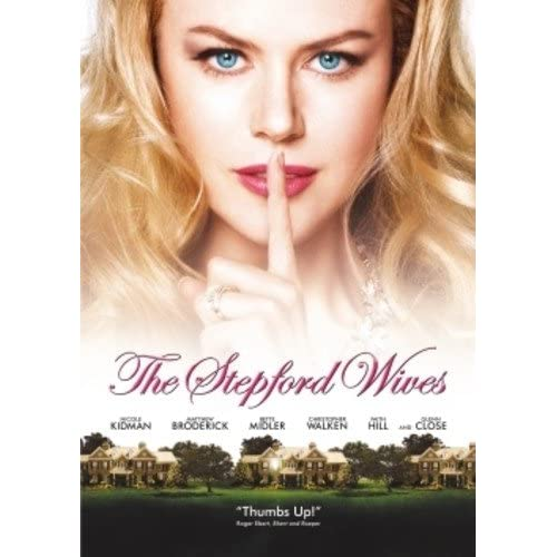 The Stepford Wives 2004 On DVD With Nicole Kidman