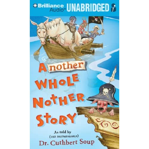 Another Whole Nother Story On Audiobook CD MP3 Middle Grade Fiction 7: