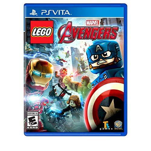 Image 0 of Lego Marvel's Avengers PlayStation Vita For Ps Vita