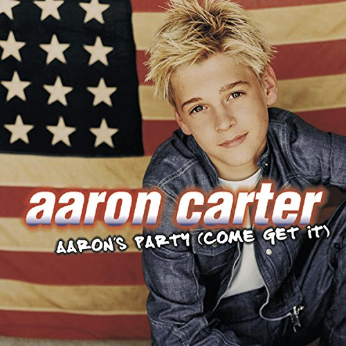 Aaron's Party: Come & Get It By Aaron Carter On Audio CD Album 2011