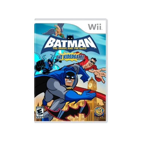 Image 0 of Batman: The Brave And The Bold For Wii And Wii U