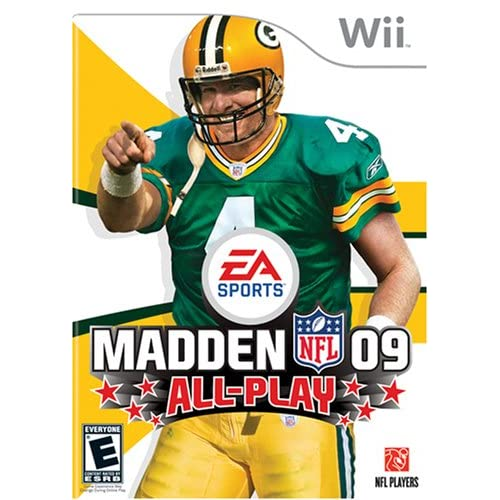 Image 0 of Madden NFL 09 All-Play For Wii And Wii U Football