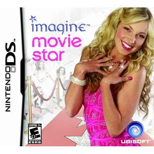 Image 0 of Imagine Movie Star For Nintendo DS DSi 3DS 2DS