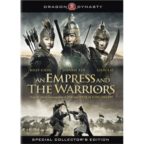 Image 0 of An Empress And The Warriors On DVD With Leon Lai