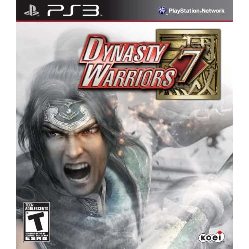 Image 0 of Dynasty Warriors 7 For PlayStation 3 PS3 Shooter