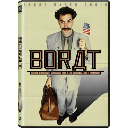 Image 0 of Borat: Cultural Learnings Of America For Make Benefit Glorious Nation