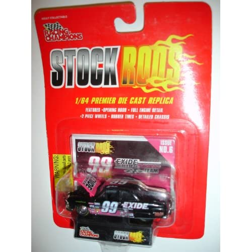 Image 0 of Racing Champions Stock Rods 97 Ford Mustange Usse No. 158 Toy