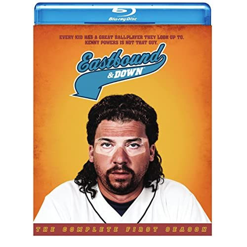 Eastbound And Down: Season 1 Blu-Ray On Blu-Ray With Danny Mcbride