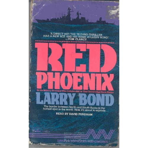 Image 0 of Red Phoenix Cassette On Audio Cassette