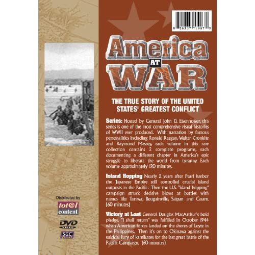 Image 2 of America At War: WWII Vol 8 On DVD