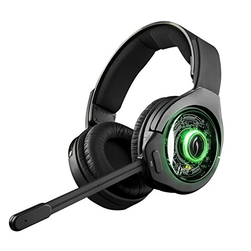 Image 0 of PDP Afterglow Ag 9 Wireless Headset For Xbox One Microphone Mic