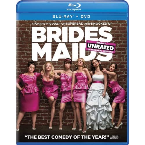 Image 0 of Bridesmaids With Kristen Wiig On Blu-Ray