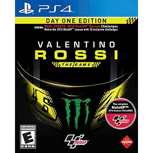 Image 0 of MOTOGP16: Valentino Rossi PS4 For PlayStation 3 PS3 Racing