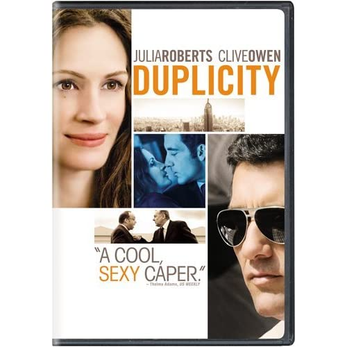 Image 0 of Duplicity On DVD with Julia Roberts Mystery
