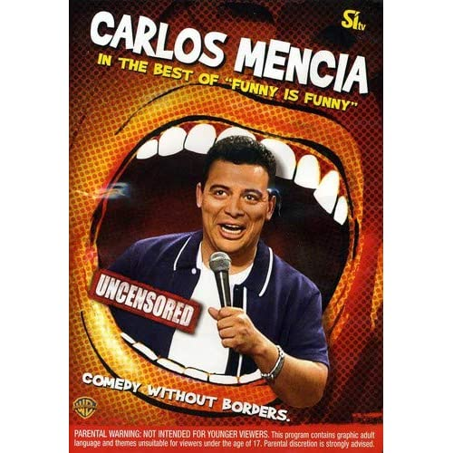 Image 0 of Carlos Mencia In: The Best Of Funny Is Funny On DVD Comedy