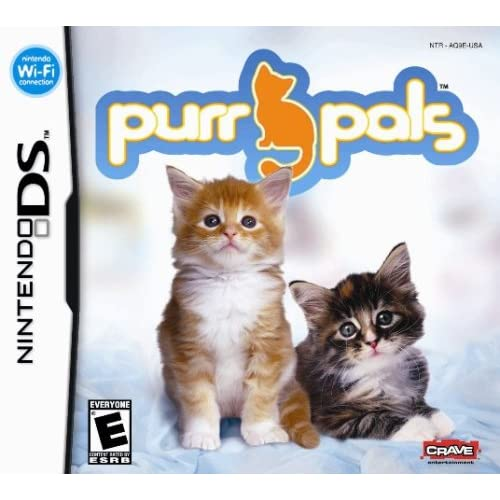 Image 0 of Purr Pals For Nintendo DS DSi 3DS 2DS