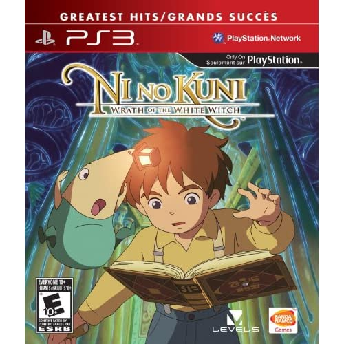 Image 0 of Ni No Kuni: Wrath Of The White Witch For PlayStation 3 PS3