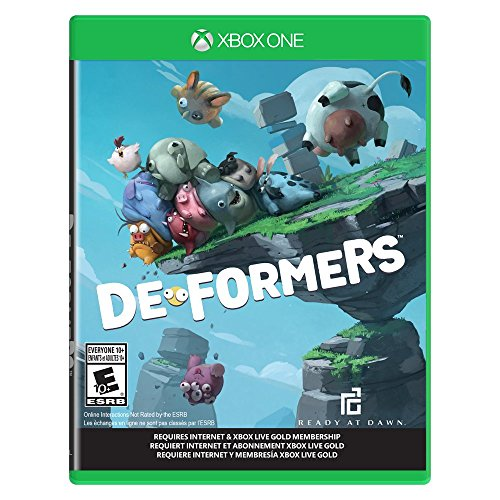 Deformers For Xbox One