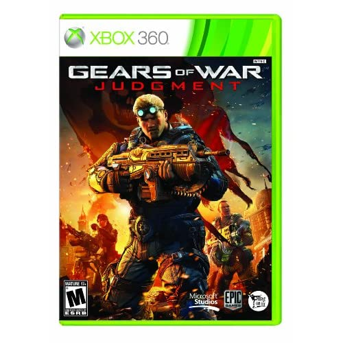 Image 0 of Gears Of War: Judgment For Xbox 360